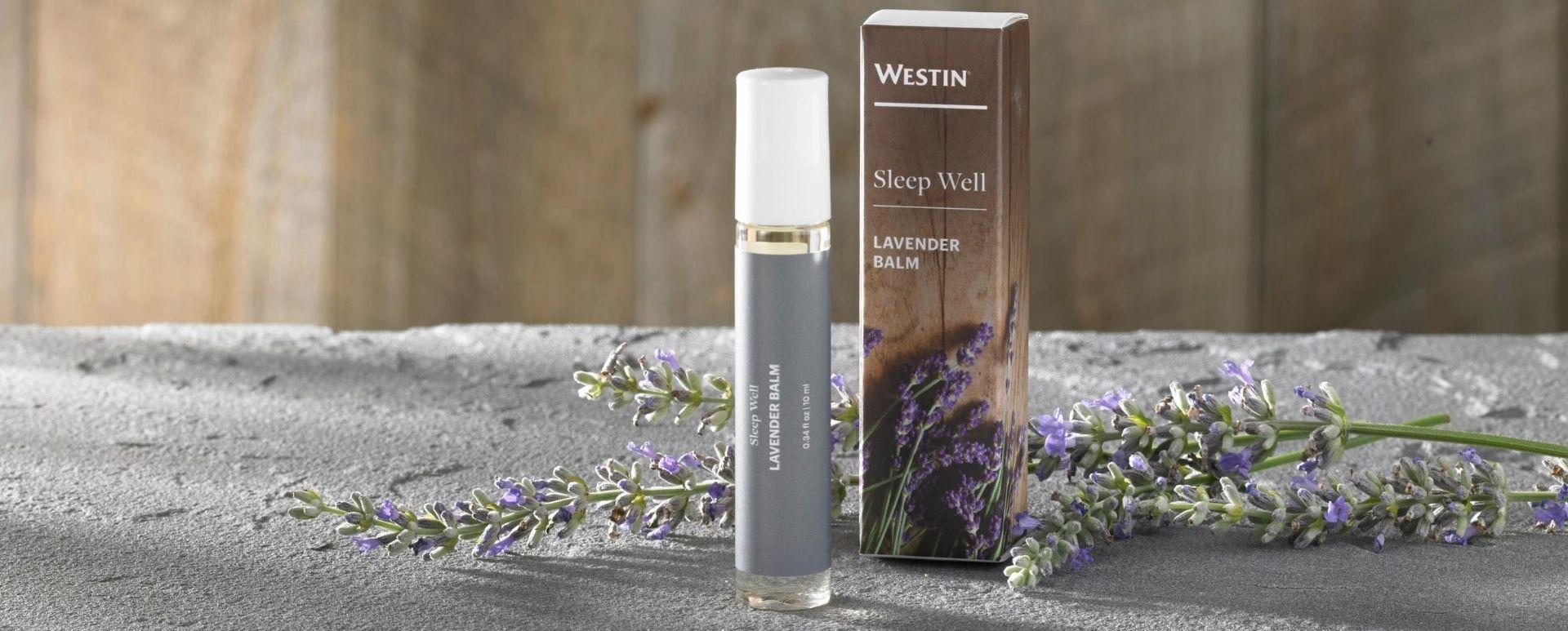 Westin lavendar balm